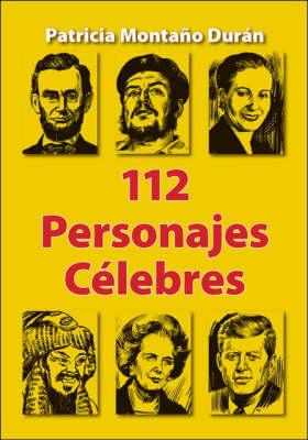 112 Personajes Celebres (Paperback)