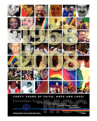 Forty Years of Faith, Hope and Love! (Paperback)