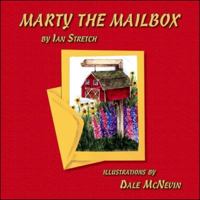 Marty the Mailbox (Paperback)