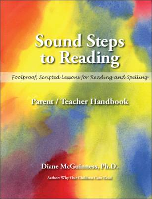 Sound Steps to Reading: Parent/teacher Handbook (Paperback)