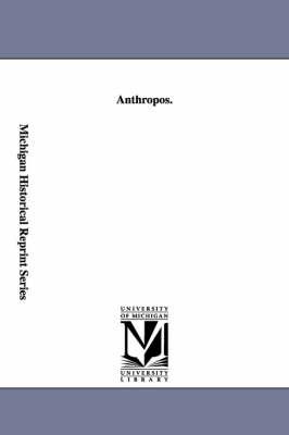 Anthropos. (Paperback)