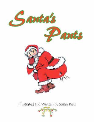 Santa's Pants (Paperback)