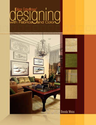 Decor Enterprises' Designing with Fabrics and Color (Paperback)