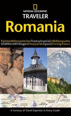 National Geographic Traveler: Romania (Paperback)