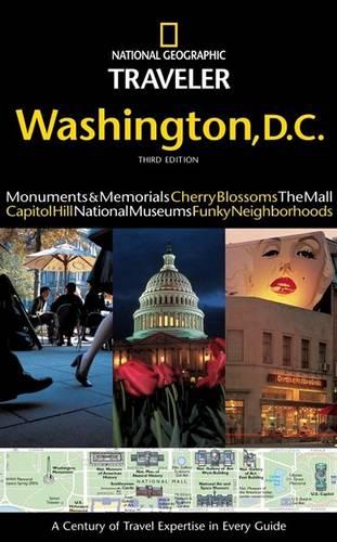 Washington D.C. - National Geographic Traveler (Paperback)