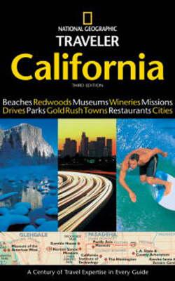 California - National Geographic Traveler (Paperback)
