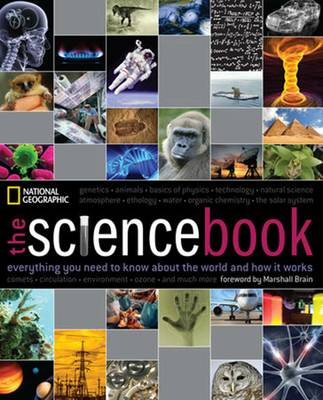 The Science Book: Everything You Need to Know About the World and How It Works (Hardback)