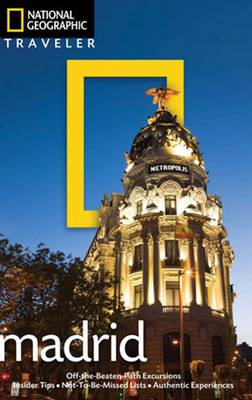 National Geographic Traveler: Madrid, 2nd Edition (Paperback)