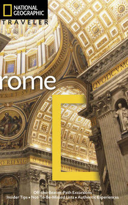 Rome - National Geographic Traveler (Paperback)