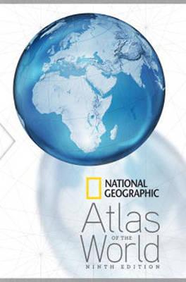 National Geographic Atlas Of The World 9th Ed (Hardback)