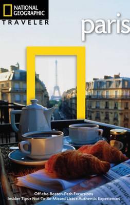 National Geographic Traveler: Paris, 3rd Edition (Paperback)