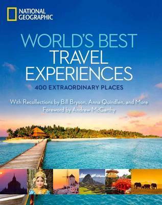 World's Best Travel Experiences: 400 Extraordinary Places (Hardback)