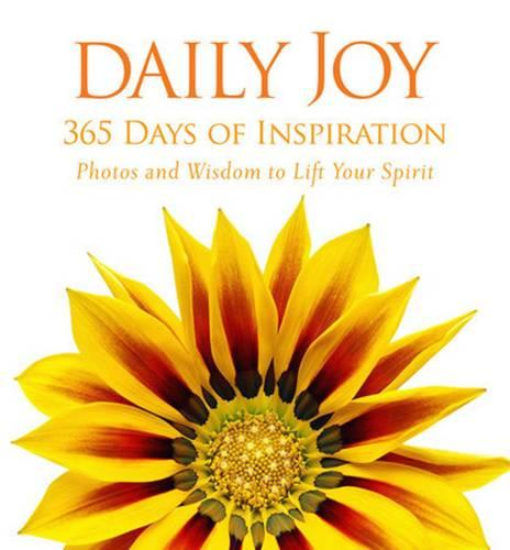 Daily Joy: 365 Days of Inspiration (Hardback)