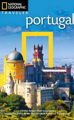 National Geographic Traveler: Portugal, 2nd Edition (Paperback)