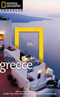 National Geographic Traveler: Greece, 4th Edition (Paperback)