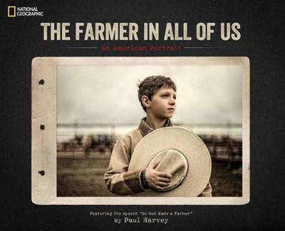 Farmer in All of Us: An American Portrait (Hardback)