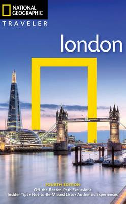 National Geographic Traveler: London, 4th Edition (Paperback)