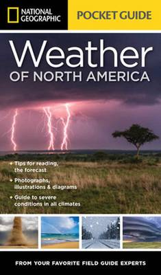 NG Pocket Guide to the Weather of North America (Paperback)