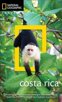 National Geographic Traveler Costa Rica 5th Edition (Paperback)