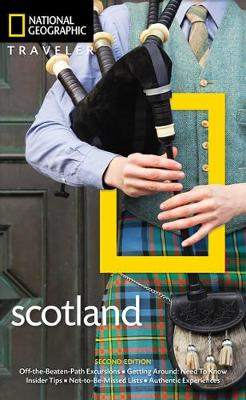 Nat Geo Traveler Scotland (Paperback)