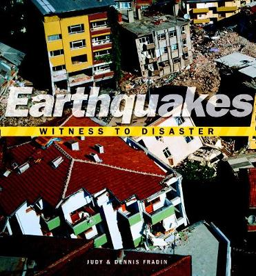 Witness to Disaster: Earthquakes - Witness To Disaster (Hardback)