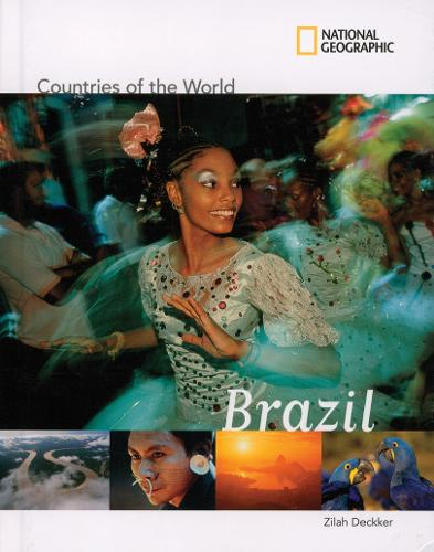 Countries of The World: Brazil - Countries of The World (Hardback)