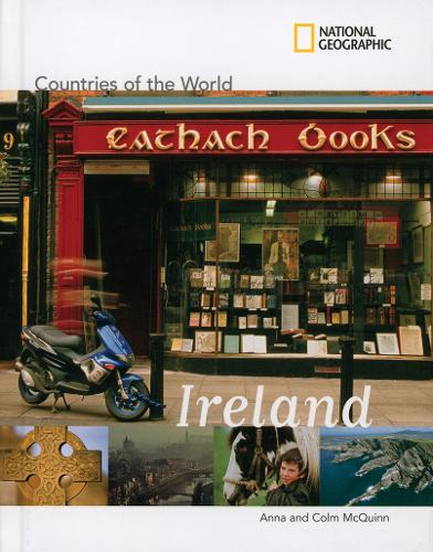 Countries of The World: Ireland - Countries of The World (Hardback)