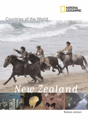 "New Zealand - ""National Geographic"" Countries of the World (Hardback)"