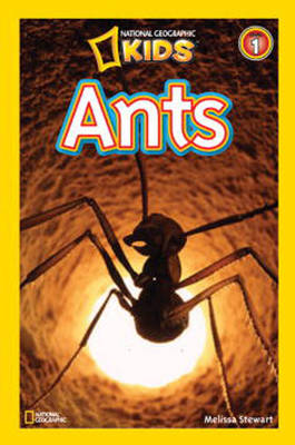 Ants - National Geographic Readers (Paperback)