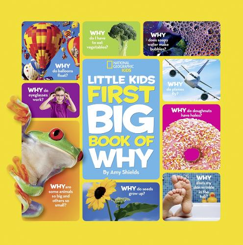 Little Kids First Big Book of Why - First Big Book (Hardback)