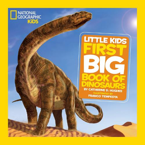 Little Kids First Big Book of Dinosaurs - First Big Book (Hardback)