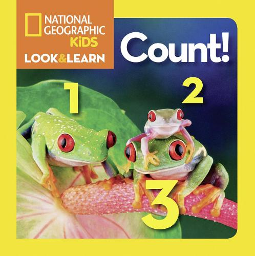 Look and Learn: Count! - Look&Learn (Board book)