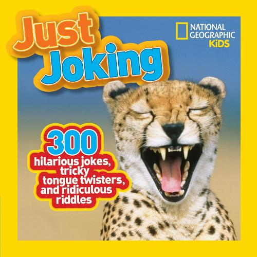 Just Joking: 300 Hilarious Jokes, Tricky Tongue Twisters, and Ridiculous Riddles - Just Joking (Paperback)