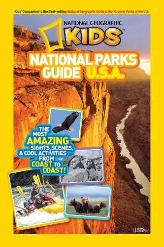 Kids National Parks Guide USA: Guide Book (Paperback)