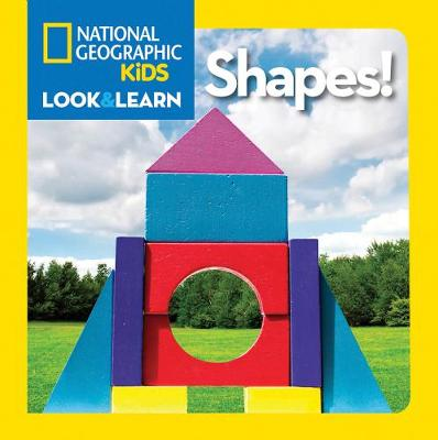 Look and Learn: Shapes - Look&Learn (Board book)