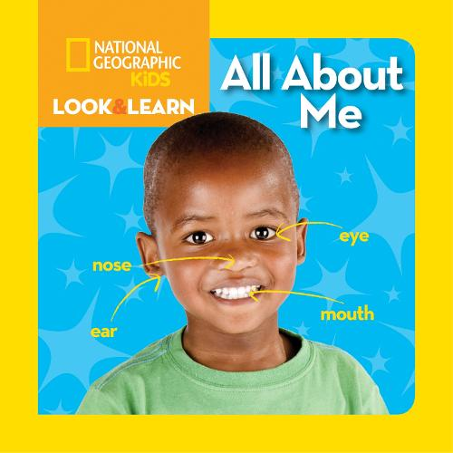 Look and Learn: All About Me - Look&Learn (Board book)