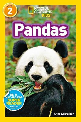National Geographic Kids Readers: Pandas - National Geographic Kids Readers: Level 2 (Paperback)