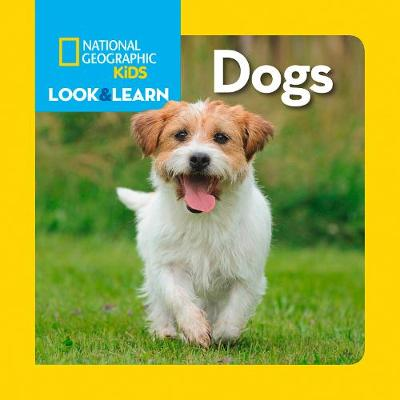 Look and Learn: Dogs - Look&Learn (Board book)