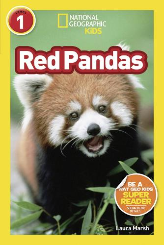 National Geographic Kids Readers: Red Pandas - National Geographic Kids Readers: Level 1 (Paperback)