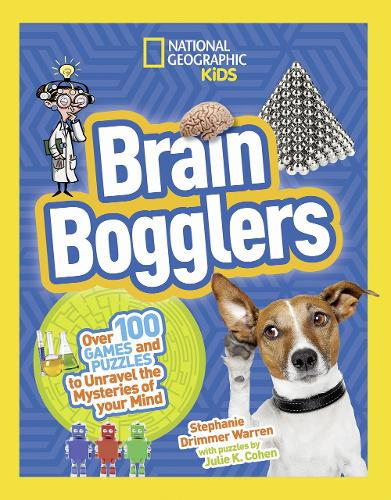 Brain Bogglers: Over 100 Games and Puzzles to Reveal the Mysteries of Your Mind - Mastermind (Paperback)