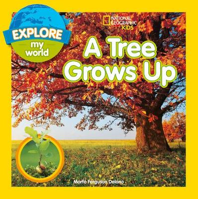 A Tree Grows Up - Explore My World (Paperback)