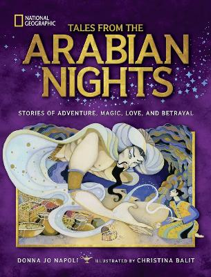 Tales From the Arabian Nights: Stories of Adventure, Magic, Love, and Betrayal - Stories & Poems (Hardback)