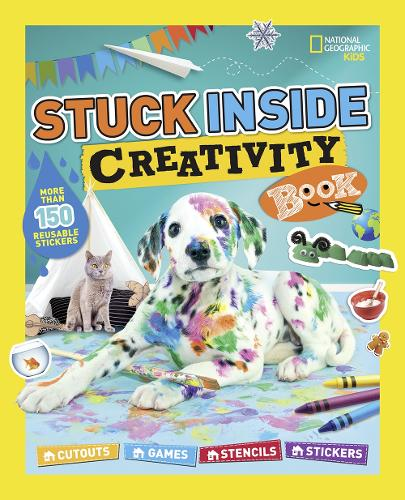 Stuck Inside Creativity Book - Stuck Inside (Paperback)