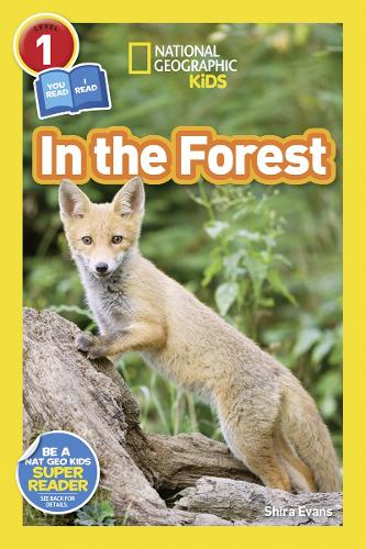 National Geographic Kids Readers: In the Forest - National Geographic Kids Readers: Level 1 (Paperback)