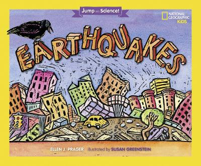 Jump Into Science: Earthquakes - Jump Into Science (Paperback)