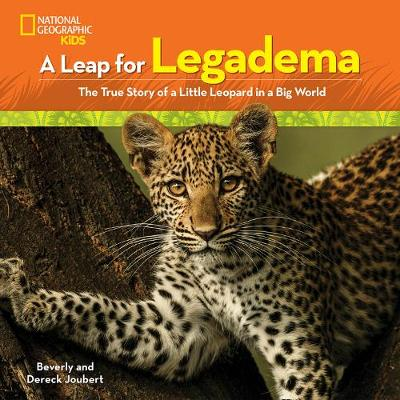 A Leap for Legadema - Science & Nature (Hardback)