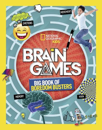 Brain Games - Activity Books (Paperback)
