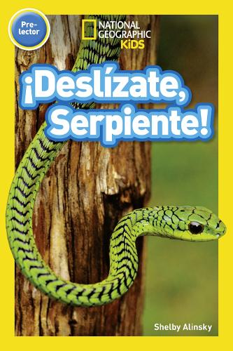 !Serpentea, Serpiente! (Pre-reader) - National Geographic Readers (Paperback)