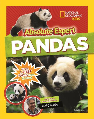 Absolute expert: Pandas - Animals (Hardback)