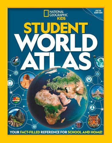 National Geographic Student World Atlas - Atlas (Hardback)